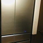 新しく購入した冷蔵庫