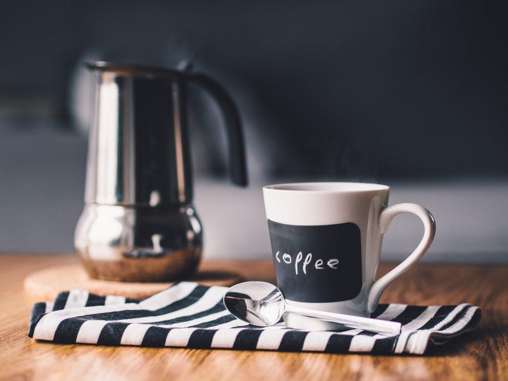 morningコーヒー