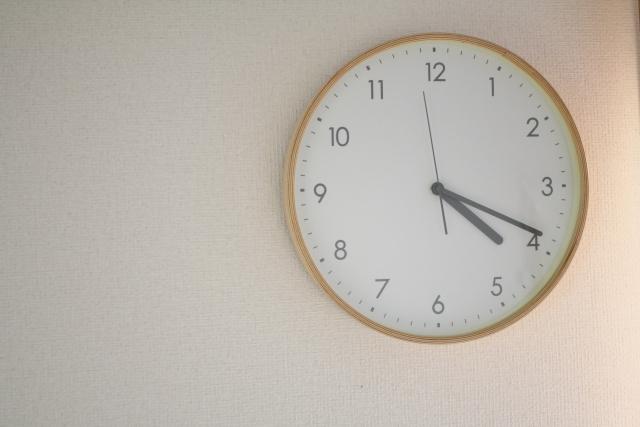 時間イメージ