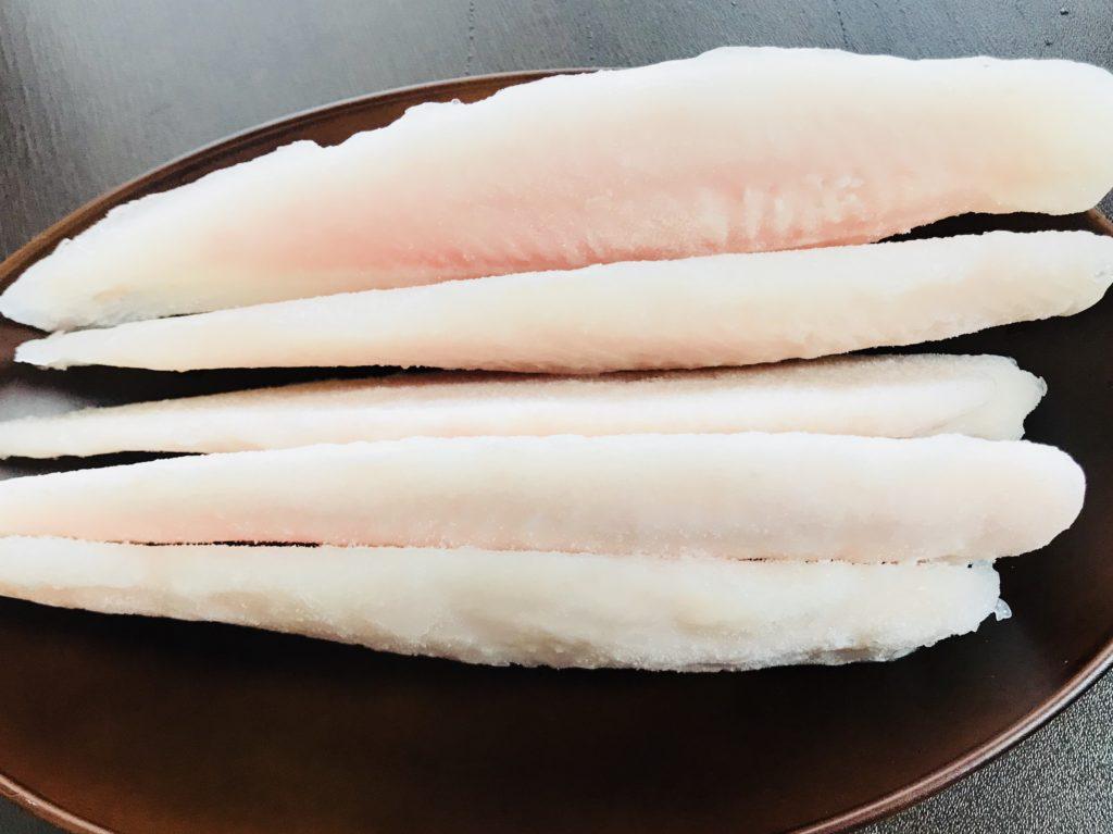 業務スーパー 白身魚のフィレ