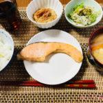 シンプルな和食