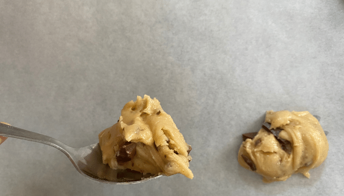 アメリカンなチョコチップクッキー5
